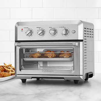 Review L 242 Cuisinart Airfryer Toaster Oven Với Chức Năng